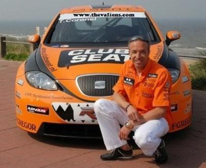 Tom Coronel: I drive