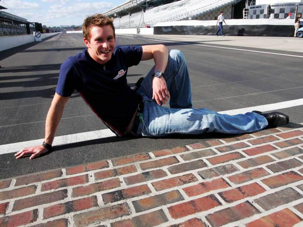 Scott Speed: Racing