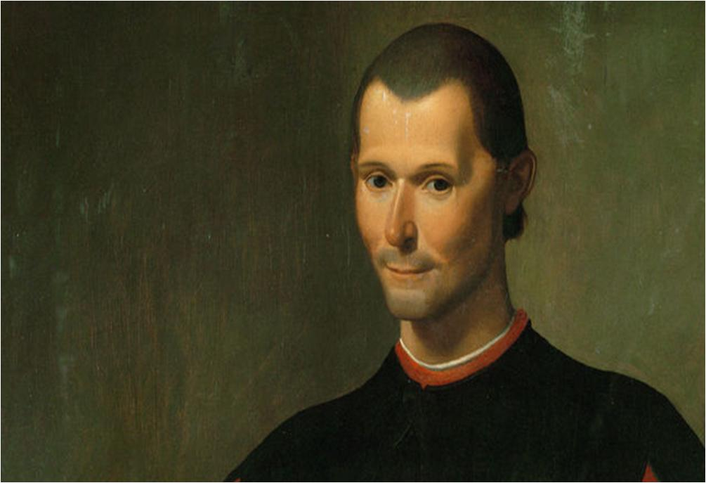 understanding the views and philosophies of niccolo machiavelli Niccolo-machiavelli two such philosophies that have steadfastly remained are the  differences between plato and machiavelli's views of.