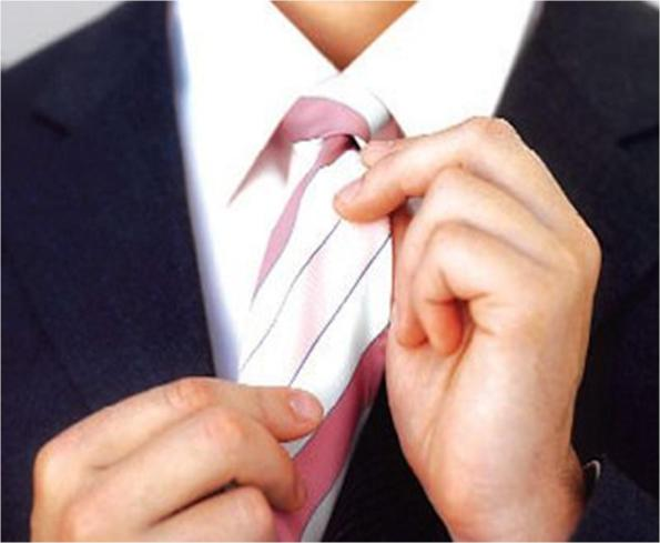 How-To Tying a Tie