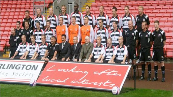 Darlington Football Club