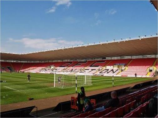 Darlington Football Club The Stadium