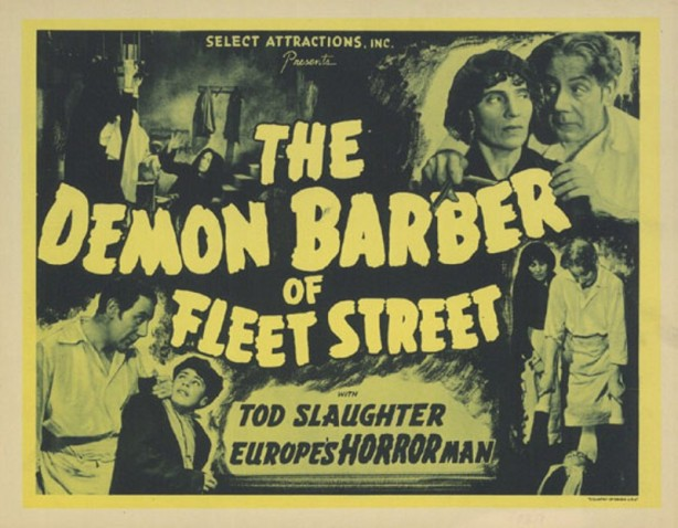 The Demon Barber of Fleet Street (1936)