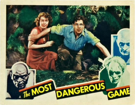 The Most Dangerous Game (1932)
